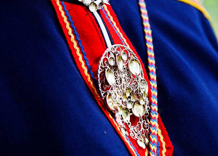 Upplev den samiska kulturen